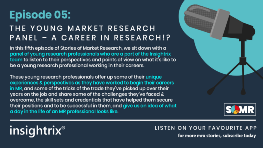 Podcast Episode 5 - Young Market Research Career Panel