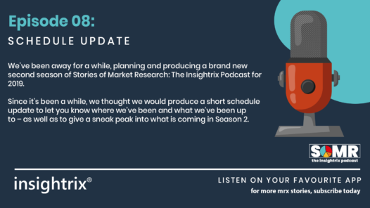 Podcast Episode 8 - Schedule Update