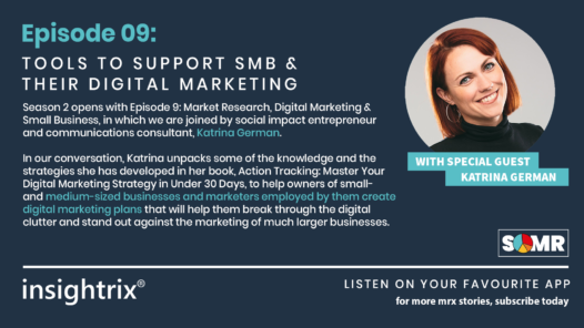 Podcast Episode 10 - Tools to Support SMB and Their Digital Marketing