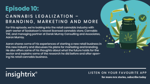 Podcast Episode 10 - Cannabis Legalization, Branding and Marketing More