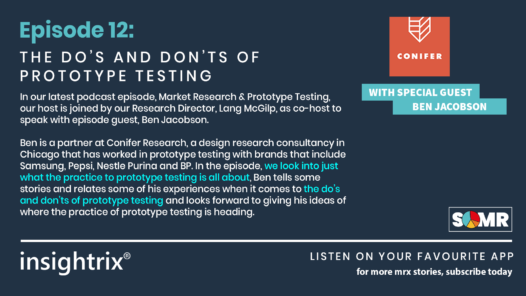 Podcast Episode 13 - Do's and Don'ts of Prototype Testing