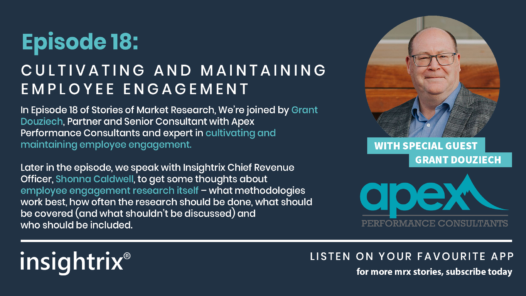 Podcast Episode 18 - Cultivating and Maintaining Employee Engagement