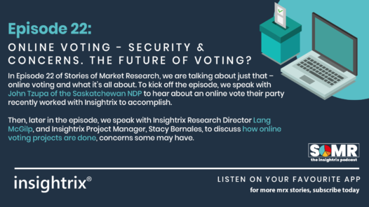 Podcast Episode 22 - Online Voting - Security and Concerns, The Future of Voting?